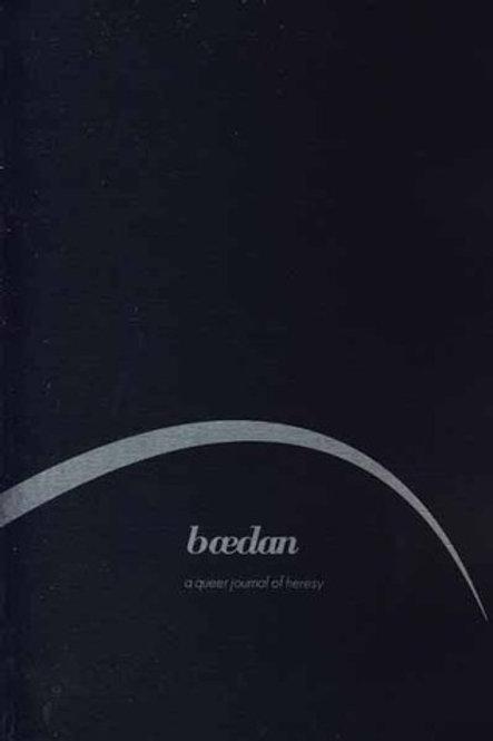 Baedan 2: A Queer Journal of Heresy