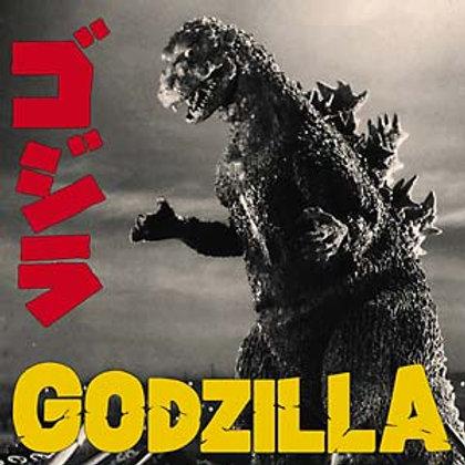 """A. Ikufube, """"Godzilla OST"""""""