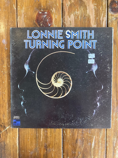"Lonnie Smith, ""Turning Point"" Original Pressing"