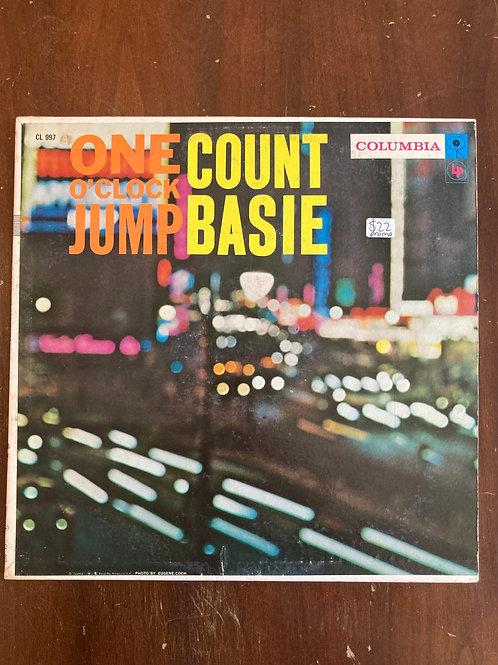 """Count Basie, """"One O'Clock Jump"""" USED Promo"""