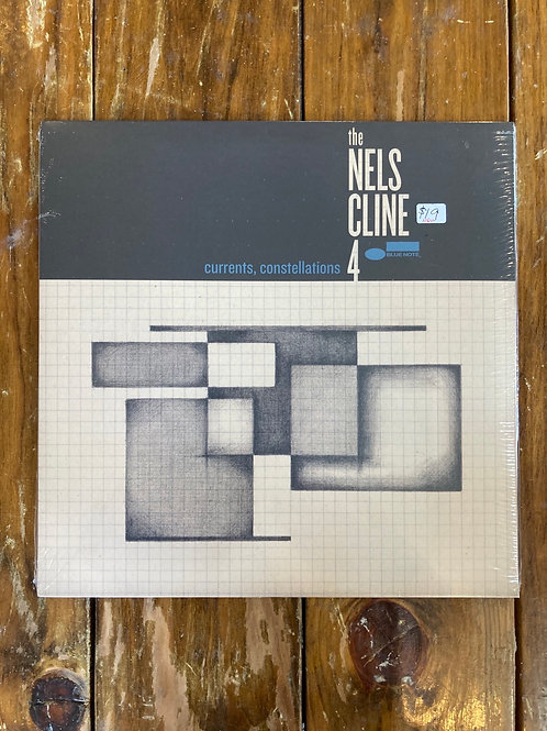 "Nels Cline 4, ""Currents, Constellations"" SEALED"
