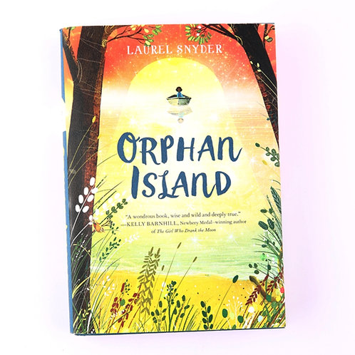 Orphan Island by Laurel Snyder (used)