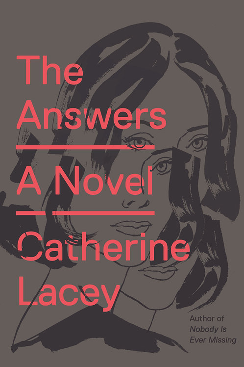 The Answers by Catherine Lacey (used)