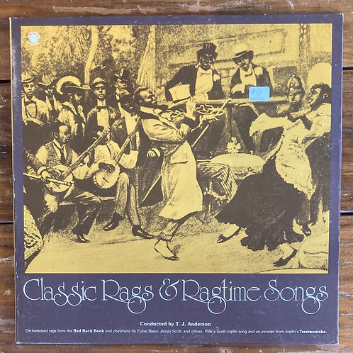 Various, Classic Rags & Ragtime Songs USED