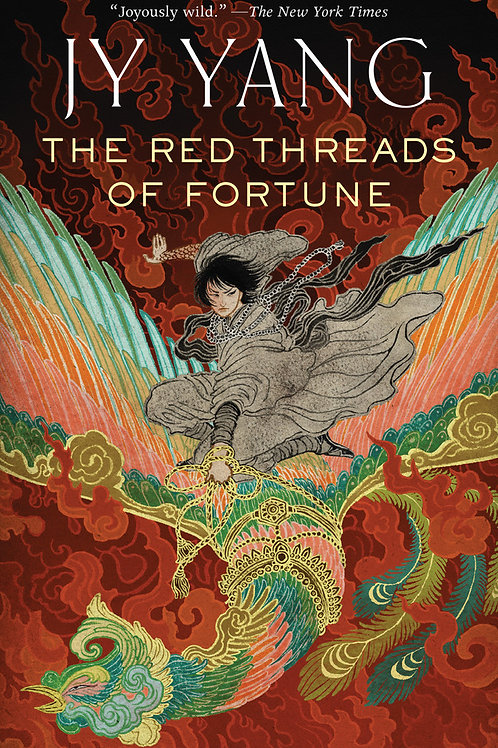 Red Threads of Fortune (The Tensorate Series #2) by JY Yang
