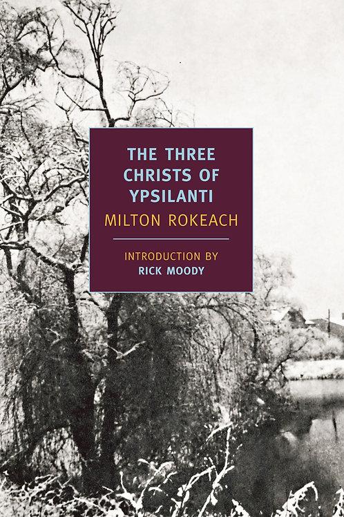 Three Christs of Ypsilanti by Milton Rokeach