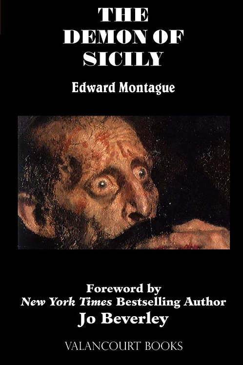 The Demon of Sicily by Edward Montague