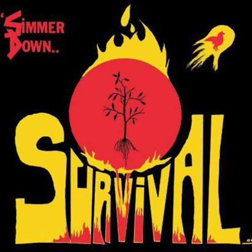 "Survival, ""Simmer Down"""