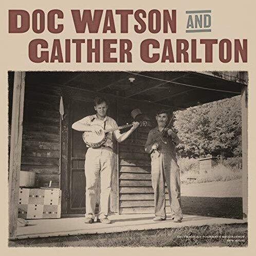 Doc Watson and Gaither Carlton