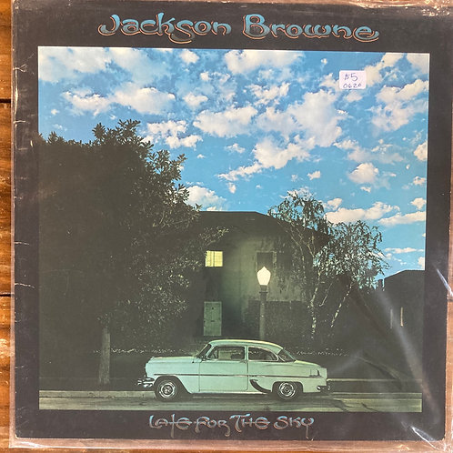 Jackson Browne, Late for the Sky USED
