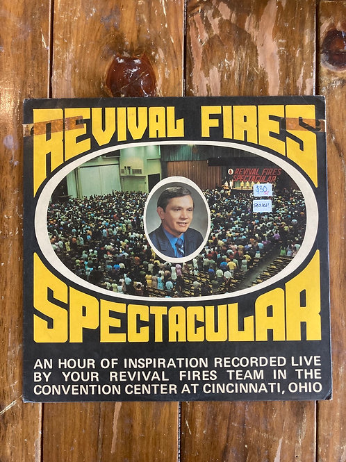 Revival Fires Spectacular Sealed Original