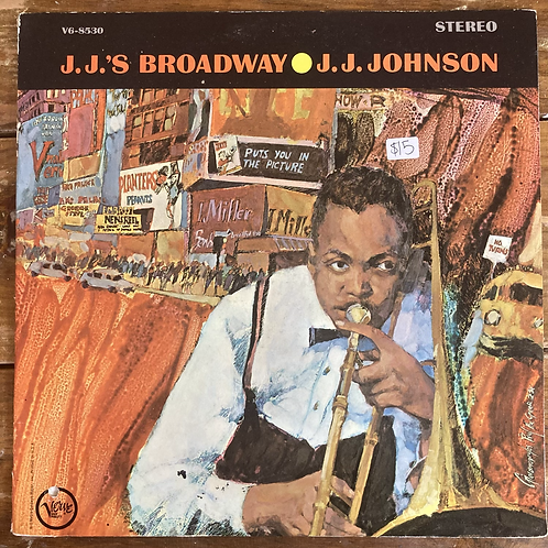 "JJ Johnson, ""JJ's Broadway"" USED"