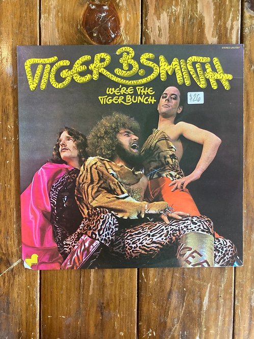 "Tiger B. Smith, ""We're the Tiger Bunch"" USED"