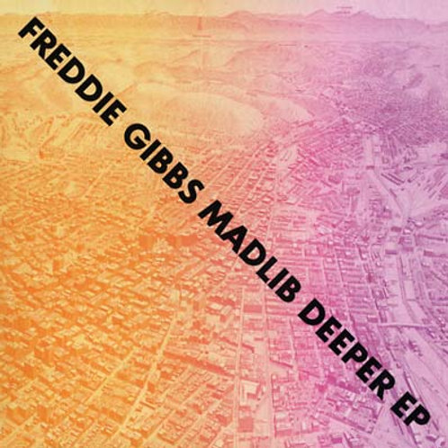 "Freddie Gibbs & Madlib, ""Deeper"" EP"