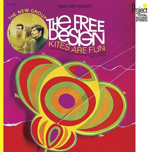 The Free Design, Kites Are Fun Cassette