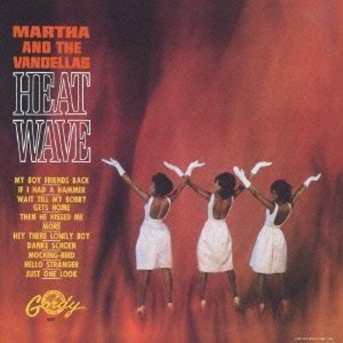 """Martha & the Vandellas, """"Heat Wave"""""""