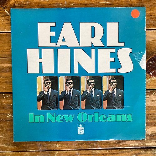 Earl Hines in New Orleans USED