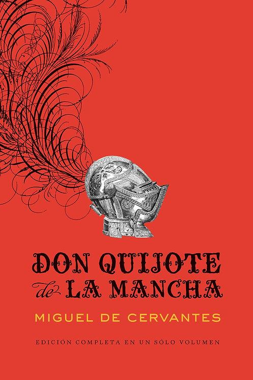 Don Quijote de la Mancha por Miguel de Cervantes (used)