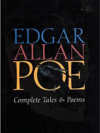 Complete Tales & Poems by Edgar Allen Poe (used)