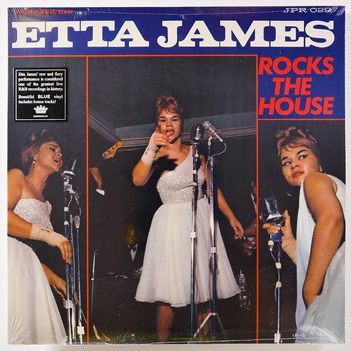 "Etta James, ""Rocks the House"""