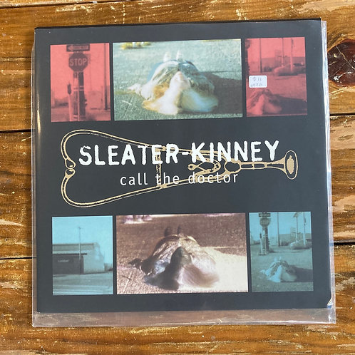 """Sleater-Kinney, """"Call the Doctor"""""""