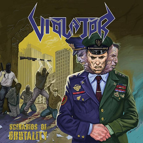 "Violator, ""Scenarios of Brutality"""