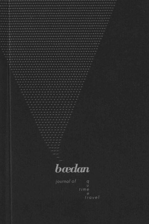 Baedan 3: Journal of Queer Time Travel