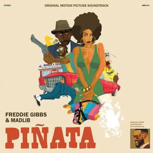 "Freddie Gibbs & Madlib, ""Piñata: The 1974 Version"""