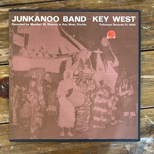 "Junkanoo Band, ""Key West"" USED"
