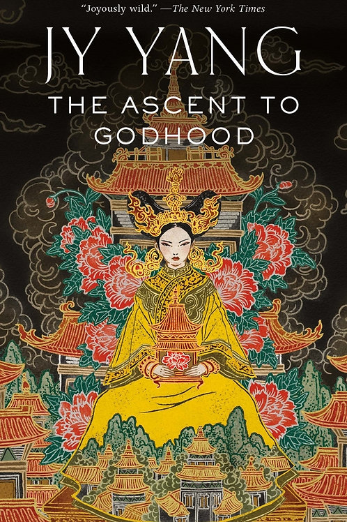 Ascent to Godhood (The Tensorate Series #4)