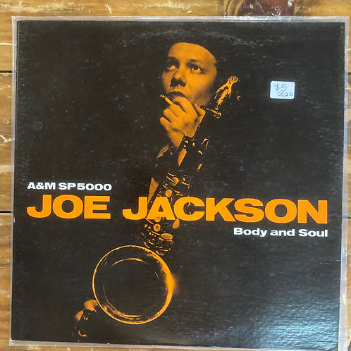 Joe Jackson, Body and Soul USED