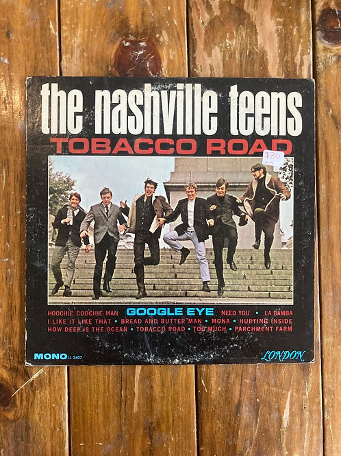 """The Nashville Teens, """"Tobacco Road"""" USED"""