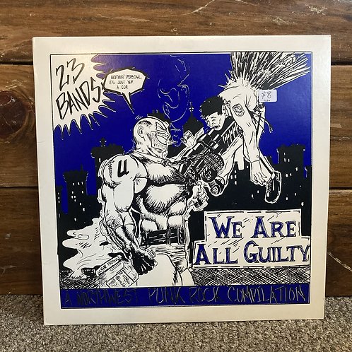 We Are All Guilty: A Northwest Punk Rock Compilation USED