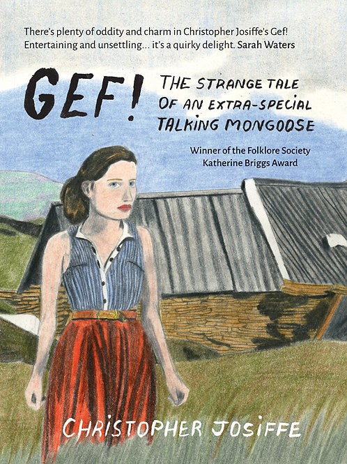 Gef!: The Strange Tale of an Extra-Special Talking Mongoose