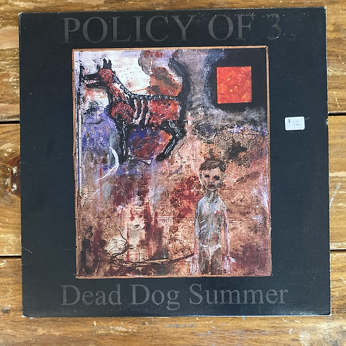 "Policy of 3, ""Dead Dog Summer"" USED"