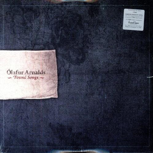 """Olafur Arnalds, """"Found Songs"""""""