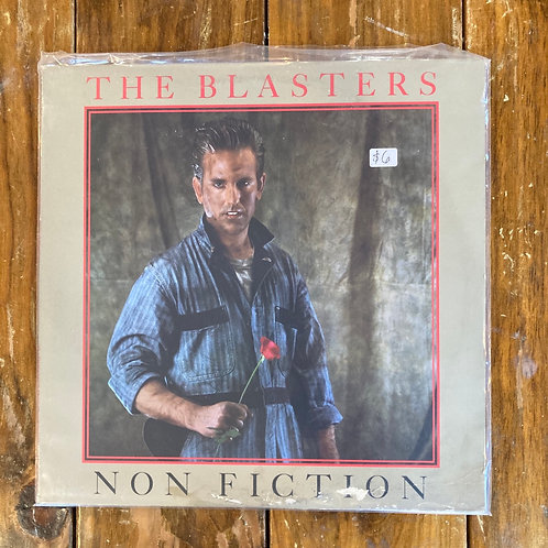"Blasters, ""Non Fiction"" USED"