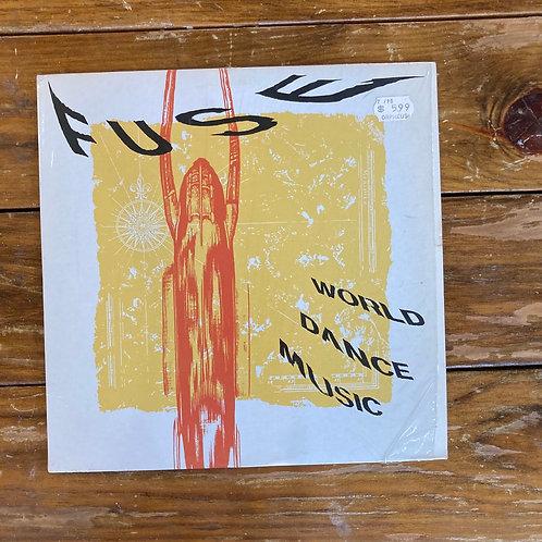 "Fuse, ""World Dance Music"" USED"