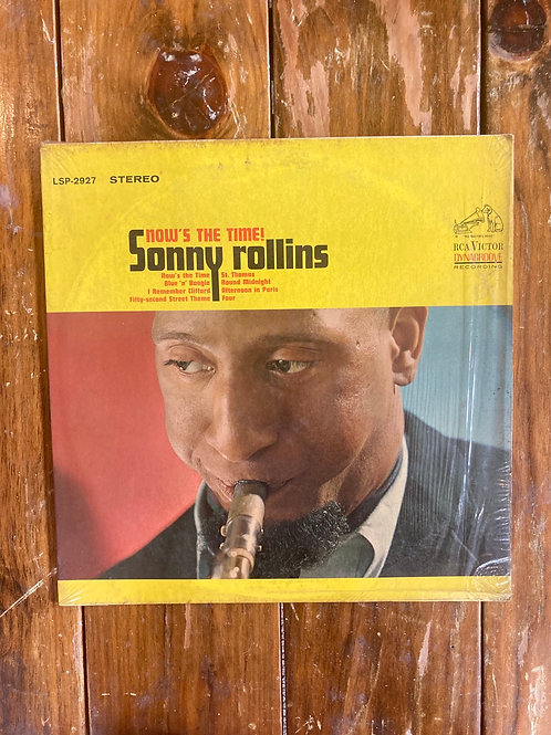 """Sonny Rollins, """"Now's the Time!"""" USED"""