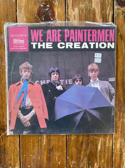 "The Creation, ""We Are Paintermen"" USED"