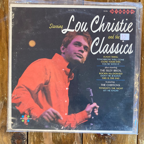 Starring Lou Christie & the Classics USED