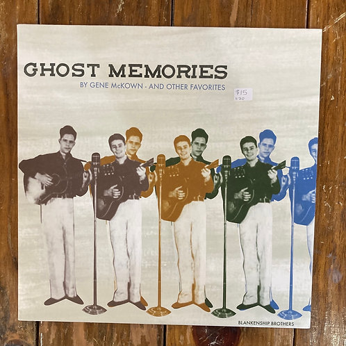 "Various, ""Ghost Memories""OP"