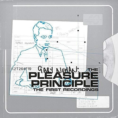 "Gary Numan, ""The Pleasure Principle: The First Recordings"""