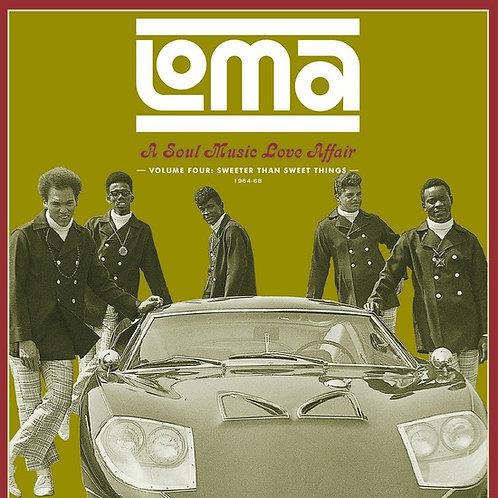 Loma: A Soul Music Love Affair, Vol. 4