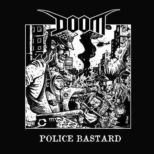 "Doom, ""Police Bastard"" 7"""