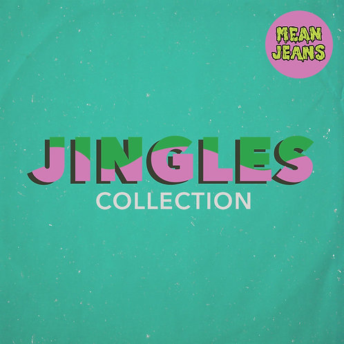 """Mean Jeans, """"Jingles Collection"""""""
