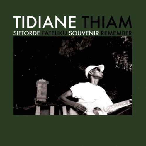 """Tidiane Thiam, """"Siftorde Fateliku Souvenir Remember"""""""