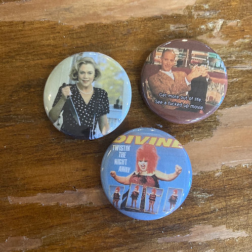 John Waters Button Pack