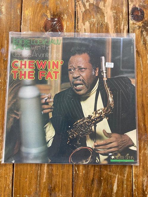 "Eddie Lockjaw Davis with the George Arvantas Trio, ""Chewin' the Fat"" USED"