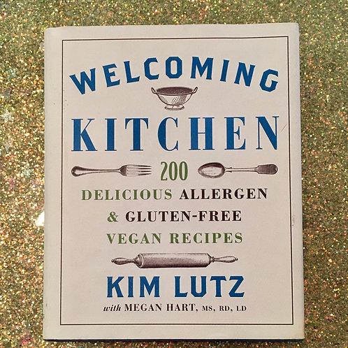 Welcoming Kitchen: 200 Delicious Allergen & Gluten-free Vegan Recipes (used)